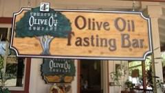 Olive Oil Sign