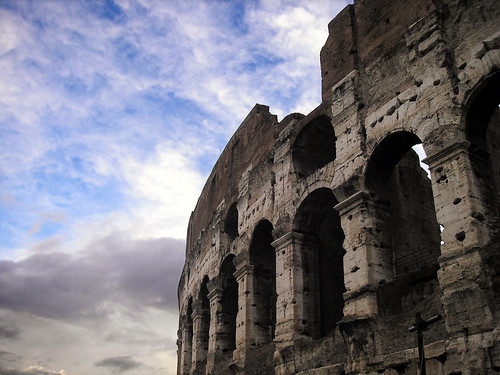 Colosseum by rutty.