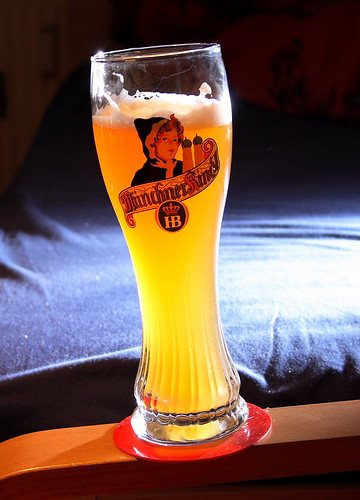 Hefe Weizen (Wheat Beer) by DOS82