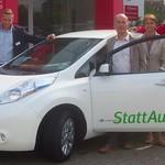StattAuto Lübeck Car-Sharing via Olympic-Automobile