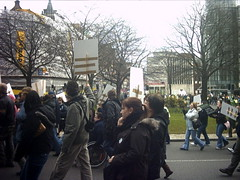 Pensions protest 2006
