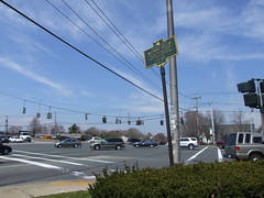 commack-jericho intersection