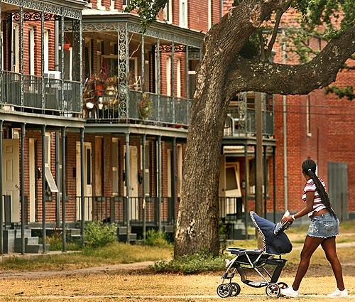 New Orleans April 2005