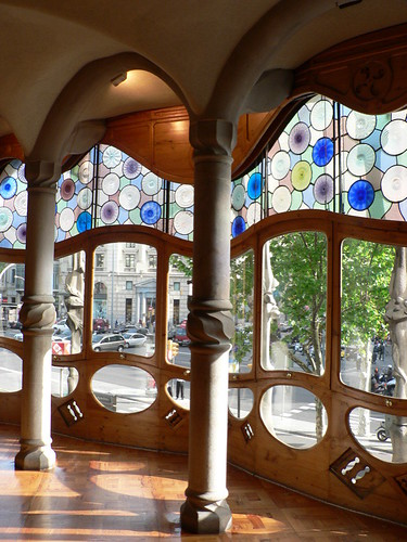 Casa Batillo living room