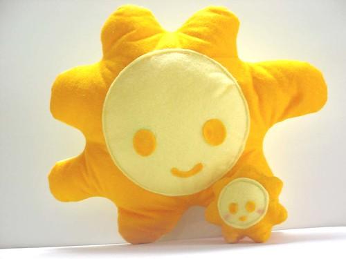 Mr. Sun & Mini Sun