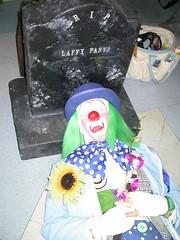 Laffy Pants Headstone 2011