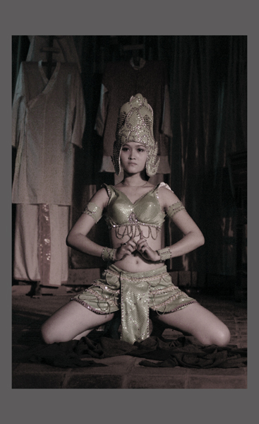 Apsara Dancer 2