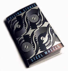 Rolling Stones Steel Wheels Pocket Journal by cimorenegal