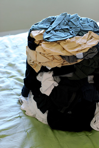 Laundry pudding/credit Frederic Poirot via Flickr under CC license