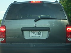 Hey Jude car
