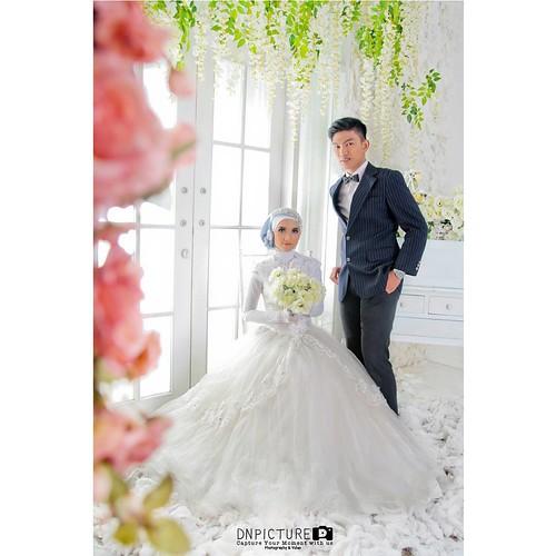 Pre Wedding Hijab Photography 5