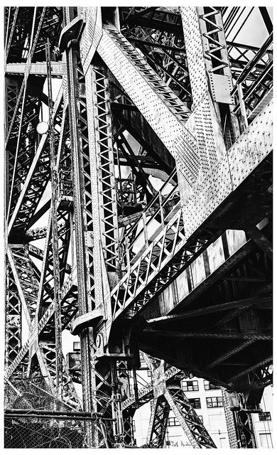Concerto of Steel and Rivets (T-Max 400)