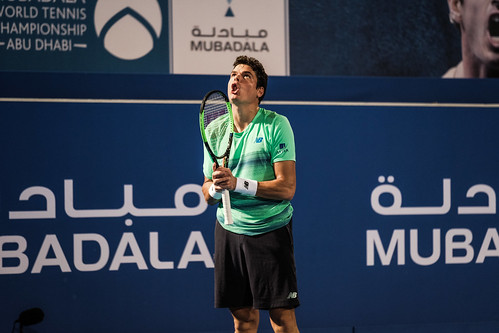 """Milos Raonic makes too many mistakes against Rafael Nadal • <a style=""""font-size:0.8em;"""" href=""""http://www.flickr.com/photos/125636673@N08/31952914256/"""" target=""""_blank"""">View on Flickr</a>"""