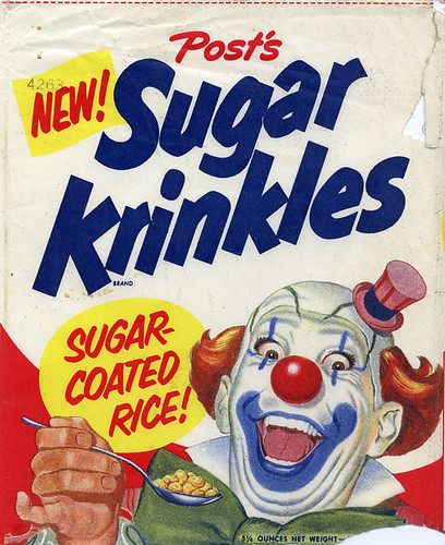 Sugar Rice Krinkles