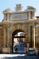 Urbino: Porta Valbona
