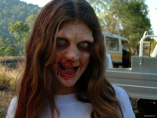 Zombie from Undead