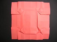 Pursed square twist tutorial