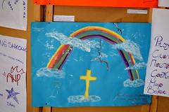 Rainbow & Cross