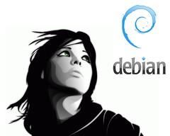 debian girl