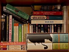 The Bookshelf of Sherlock Holmes