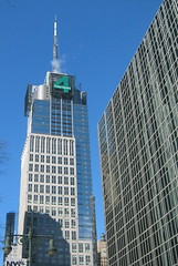 NYC - Times Square: Condé Nast Building