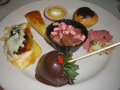 Dessert assortment