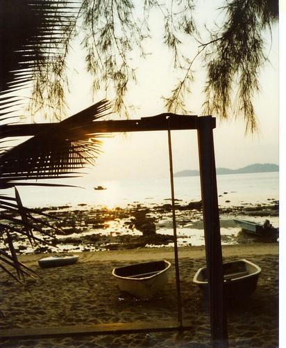 Tioman July 1991