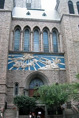 NYC: Church of St Paul the Apostle