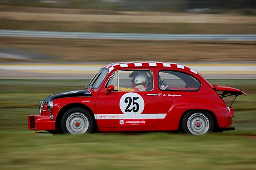 Fiat Abarth 1000 TC by GT323.