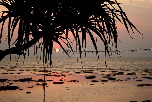 Sonnenuntergang auf Ko Lanta