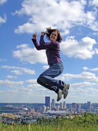 Jul Jumps Pittsburgh by elston