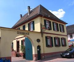 Gunderloch estate in Nackenheim, Rheinhessen