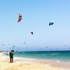 Kite Surf #playa #beach #tarifa #spain #españa #cadiz #valdevaqueros #kitesurf