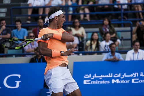 """Rafael Nadal put in everything on the tie break • <a style=""""font-size:0.8em;"""" href=""""http://www.flickr.com/photos/125636673@N08/31853996082/"""" target=""""_blank"""">View on Flickr</a>"""