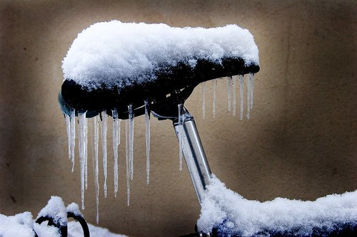 Cold seat by Teppo