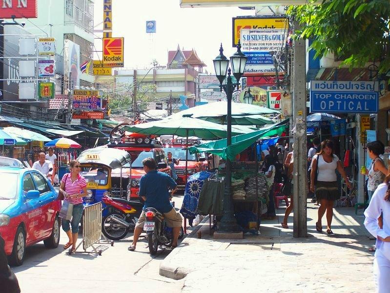 Kaoh San Road