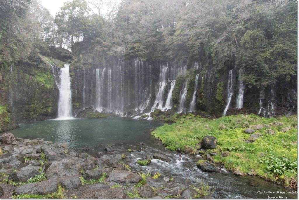 [日本富士山環山之旅]-靜岡-富士宮-日本瀑布百選之白糸ノ滝&音止の滝
