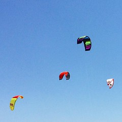 Kite Birds #kitesurf #valdevaqueros #cadiz #españa #spain #tarifa #beach #playa