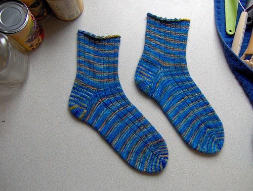 pamela's socks