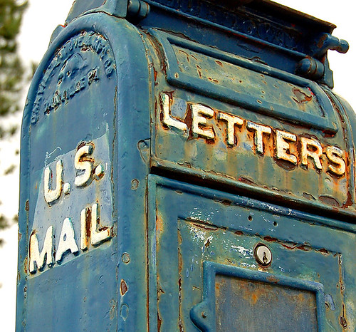 Old Mailbox photo from WineVine