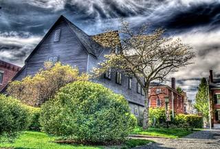 John Ward's House