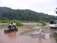 Kollibacchalu Dam -Malenadu Heavy Rain Effects Photography By Chinmaya M.Rao   (118)