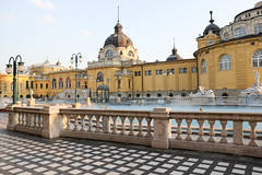 Thermes de Széchenyi - Budapest