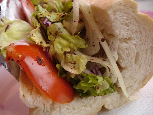 Sandwich Lamb Sis