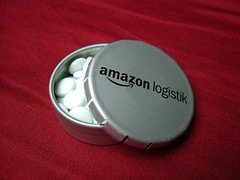 Amazon-Pfefferminzbonbons