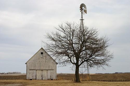 Village View Farm 1904 [West Central Iowa 2006] by Matt Niebuhr