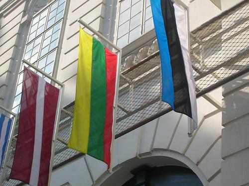 Who was better - Lithuania, Latvia or Estonia?