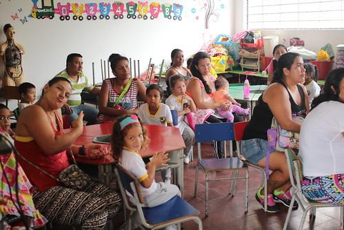 Comunidades de Aprendizaje 2016
