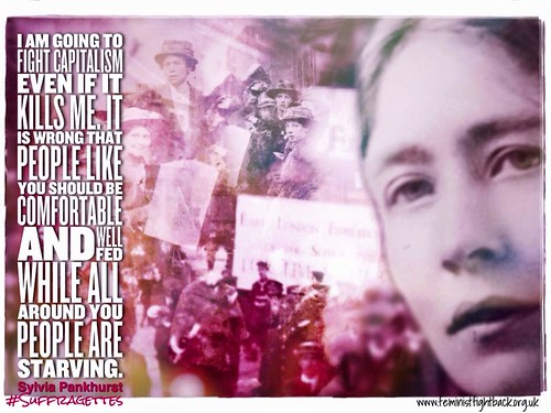 Sylvia Pankhurst Meme