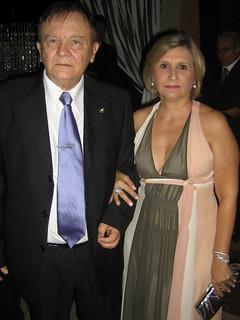 Cristina e José Geraldo Hemétrio
